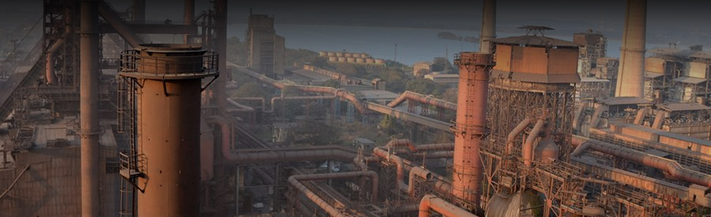 Bokaro steel plants