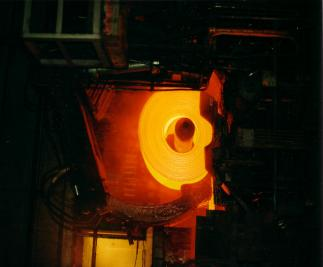 Coil Box of Hot Strip Mill